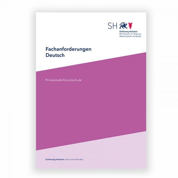 Fachanforderungen_Deutsch_GS